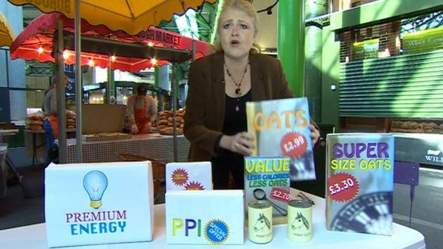 Laura Sandys MP with food boxes