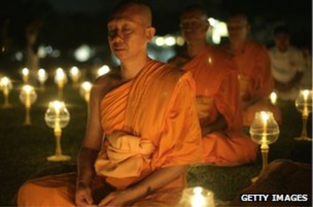 Why are Buddhist monks attacking Muslims?