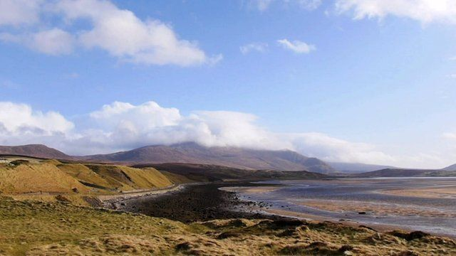 View in Durness