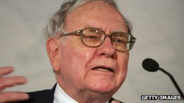 Berkshire Hathaway: Warren Buffett firm profits jump