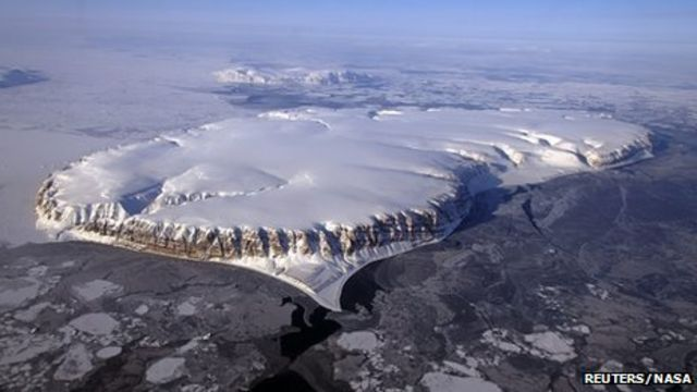 Arctic Ocean 'acidifying rapidly'