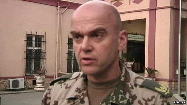 Brigadier General Günter Katz