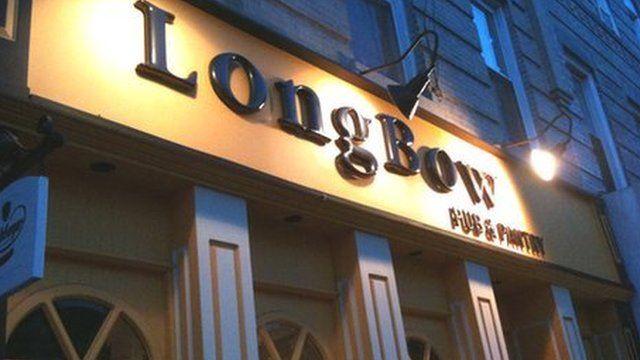 Longbow pub