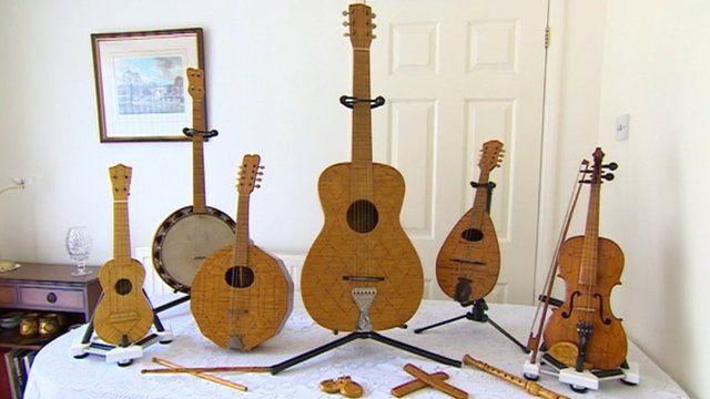 Matchstick instruments
