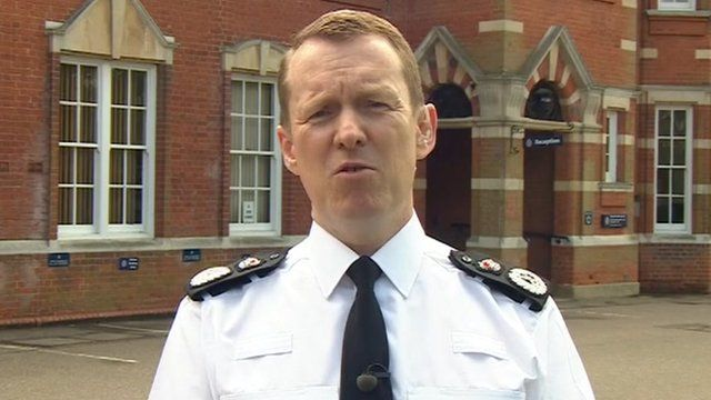 New Chief Constable of Essex Stephen Kavanagh