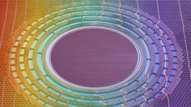 Thermal invisibility cloak in first demonstration