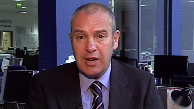 Jon Christopher, from the West Yorkshire Police Federation