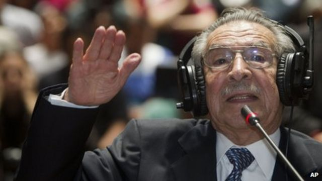 Guatemala annuls Rios Montt's genocide conviction