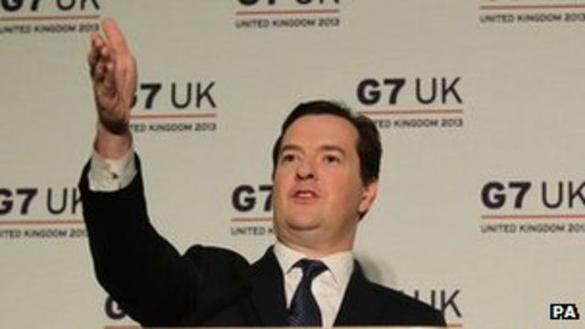 Osborne: G7 agree to target tax evasion and avoidance
