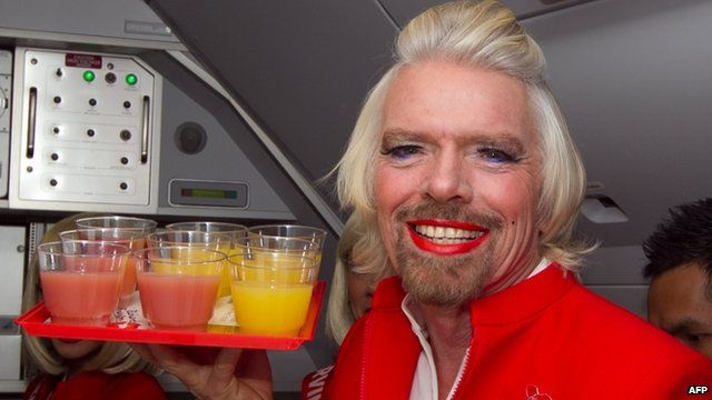 of Who airlines owner virgin