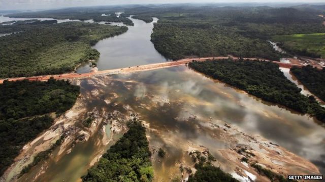 Rainforest plays critical role in hydropower generation