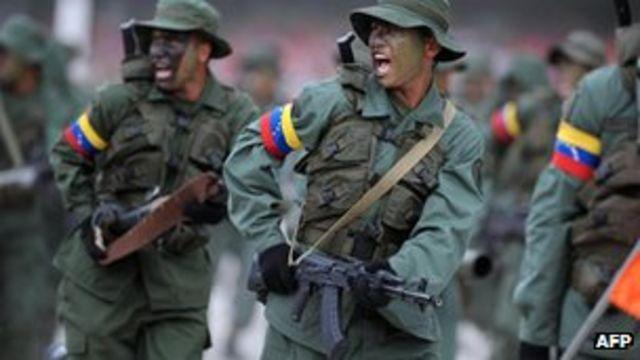 Venezuela launches massive street security operation