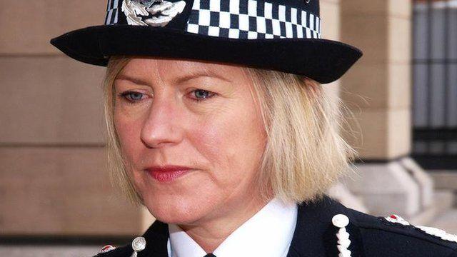 Sara Thornton, Thames Valley Police Chief Constable