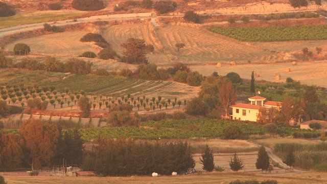 Cypriot countryside
