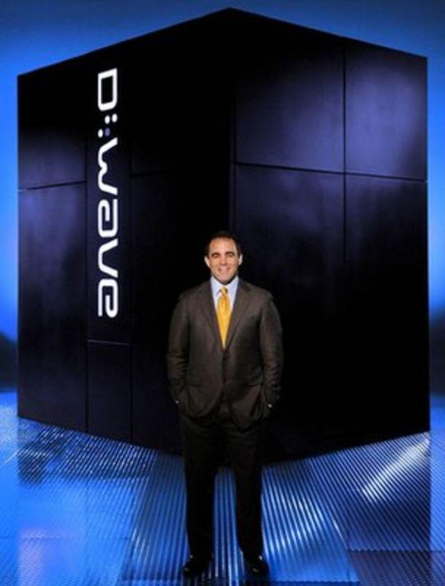 Nasa buys into 'quantum' computer