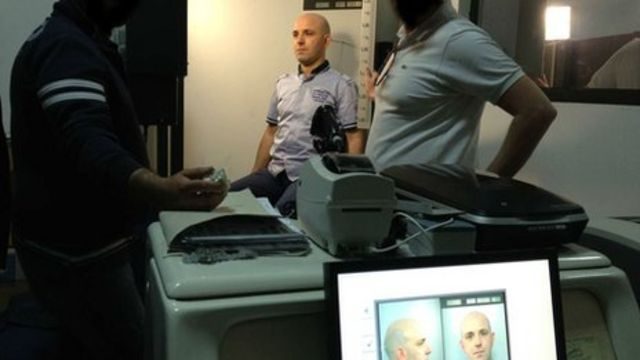 Mafia boss Peppe Pesce gives himself up