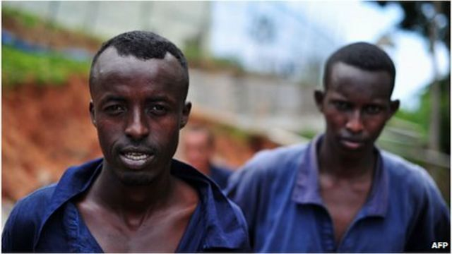 Seychelles cells: The Somali pirates 'jailed in paradise'