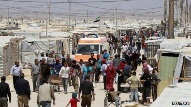 Syria crisis: Refugee total now more than 1.5m - UNHCR