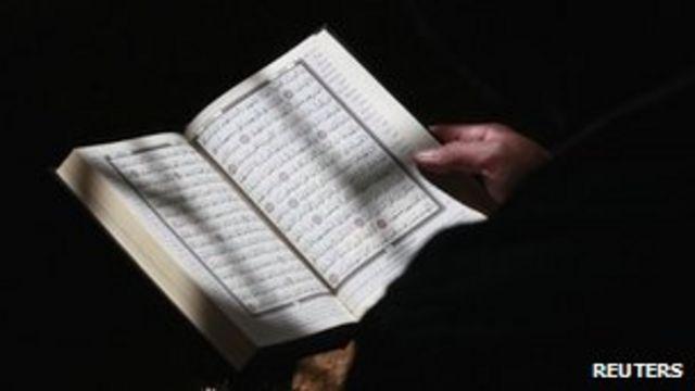 Chinese man held in Kashmir over 'Koran desecration'