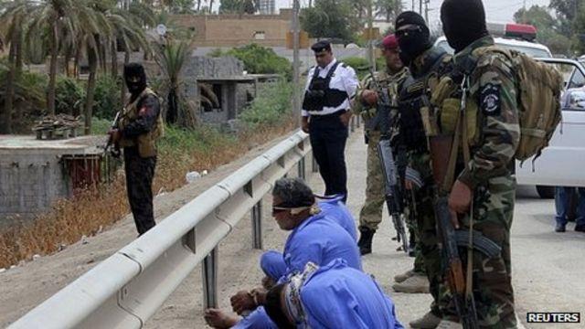 Iraq violence: Eight die in fresh attacks