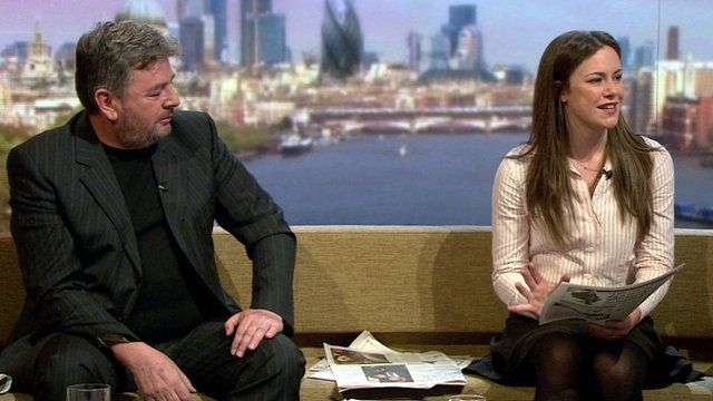 Isabel Hardman and David Aaronovitch review the Sunday papers