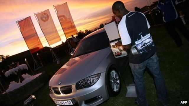 South Africa rising? Hope in the townships