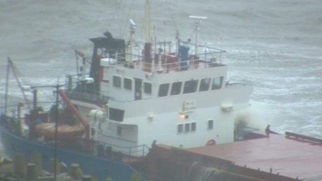 MV Carrier