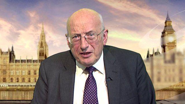 Nick Raynsford MP