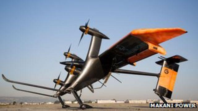Google acquires kite-power generator