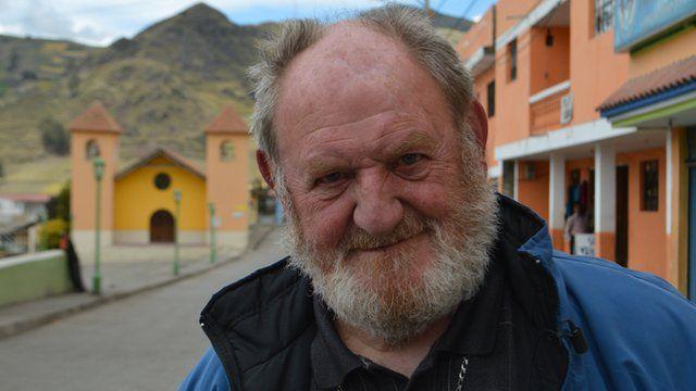 Working Lives Ecuador: Father Pio Baschirotto