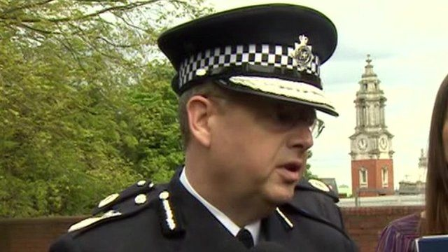 Assistant Commissioner Simon Byrne