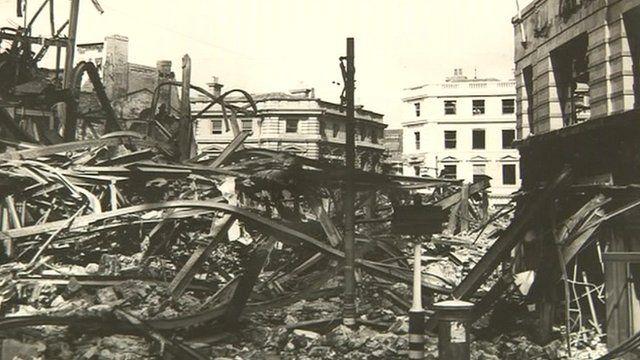 Bournemouth air raid