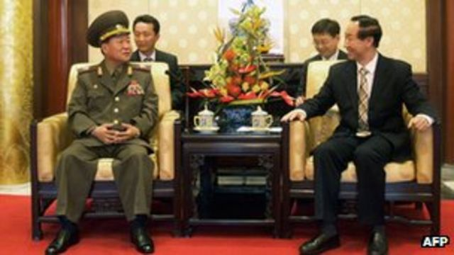 North Korea envoy meets Chinese President Xi Jinping