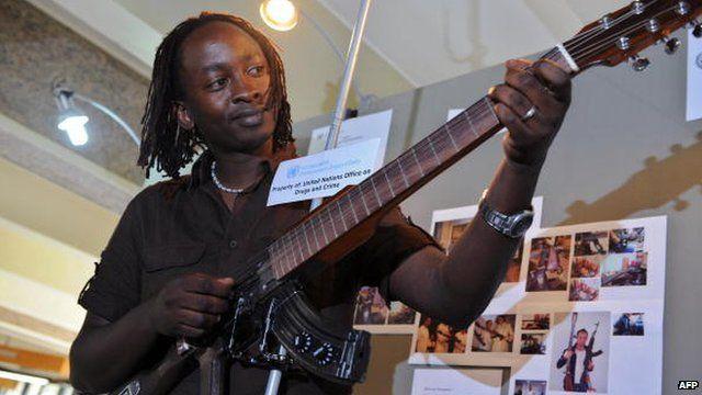Eric Wainaina, 2008