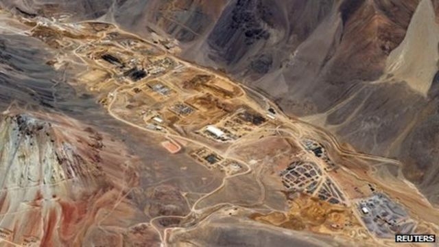 Chile fines Barrick Gold $16m for Pascua-Lama mine