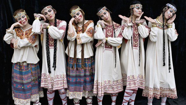 Finnish National Ballet's 2013 revival of the original Rite of Spring