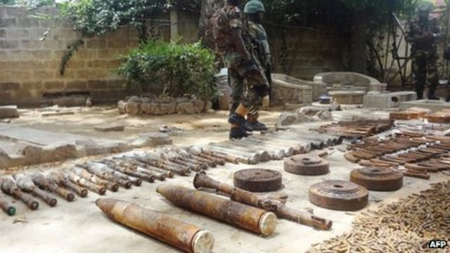 Nigeria: Hezbollah armoury discovered in Kano city