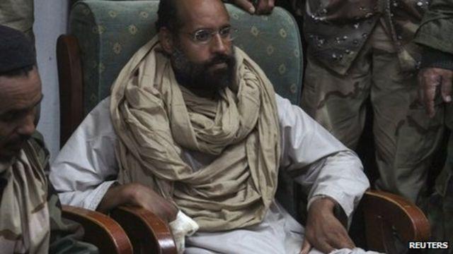 Libya not ready to try Saif al-Islam Gaddafi - ICC