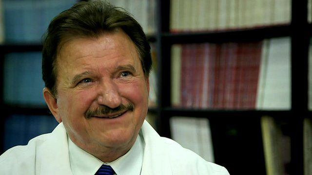Dr Stanislaw Burzynski