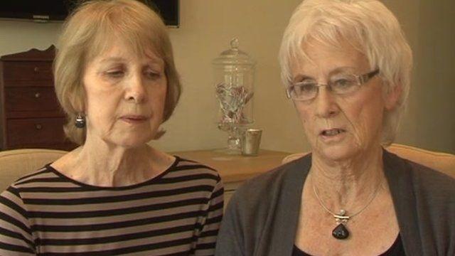 Margaret Marshall and Mary Thomas
