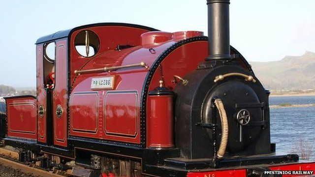 Princess after a repainting job for her 150th birthday