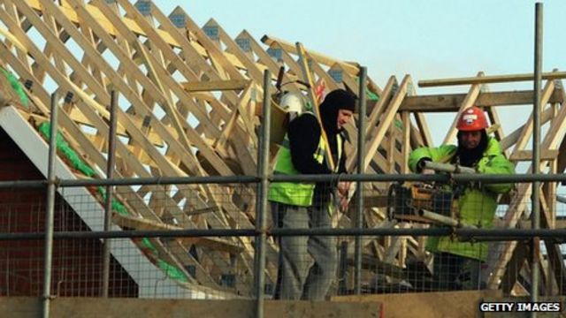 UK construction sector returns to growth