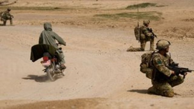 British soldiers punished for abusing Afghan civilians