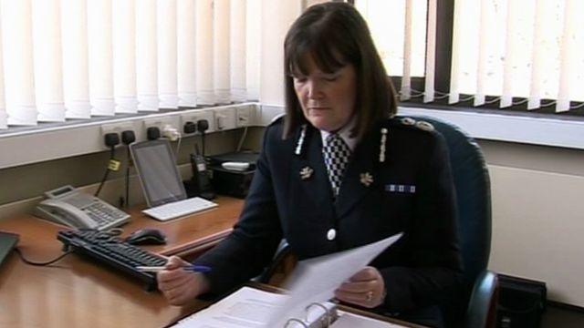 Gwent Chief Constable Carmel Napier