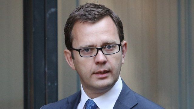 Former Downing Street spokesman Andy Coulson