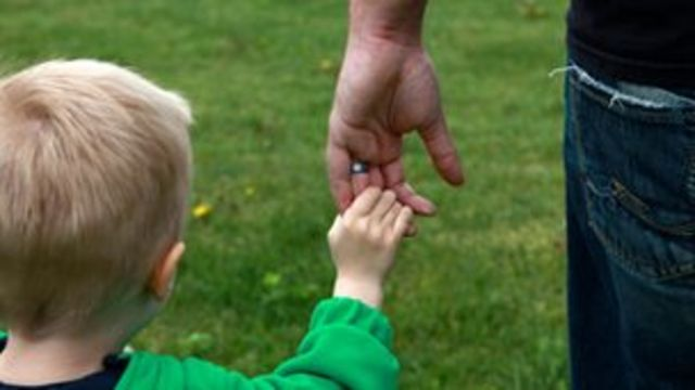 'A million children growing up without fathers'