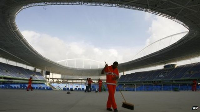 Rio de Janeiro Olympic venue to remain closed for 18 months