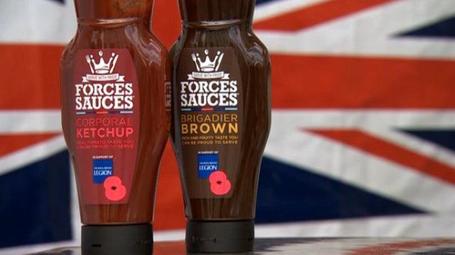 Force's Sauces