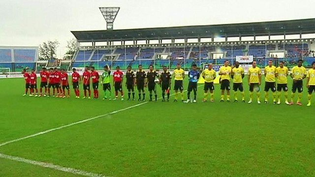 Former Manchester United players lined up in Burma