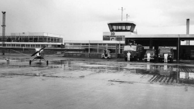 East Midlands Airport 1963